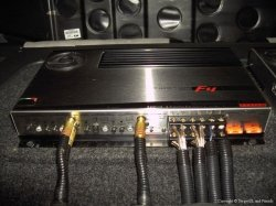 Audio System Twister F4-380 - 1